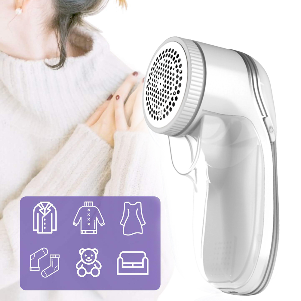 Lint Remover USB-powered Portable Electric Clothes Lint Removers Fuzz Pills Shaver For Sweaters/Curtains/Carpets Cleaning Tools