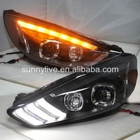LED headlight For FORD For focus 4 2015 2019 LED Head Lamps SN