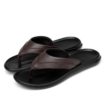 Zapatillas suaves de masaje, chanclas, Media teenchanclas, Flip sole, chancletas de goma para hombre, zapatillas de playa para hombre, 45 zapatillas deportivas para estar por casa