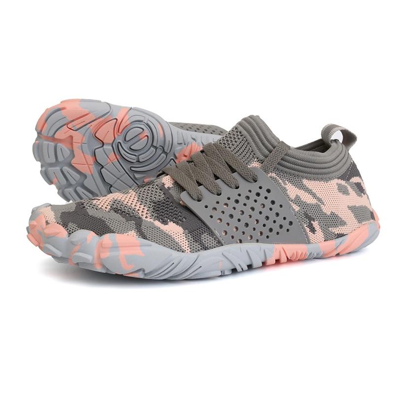 men running shoes sneakers for women female woman Five Finger zapatos de hombre male couple zapatillas hombre air mesh fashion Running Shoes     - title=