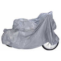 Outdoor Bicycle Dust Cover Sun Protection Rain Protection Cover Bicycle Electric Motorcycle Cover Car Bicycle Accessories
