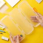 Transparent plastic ...