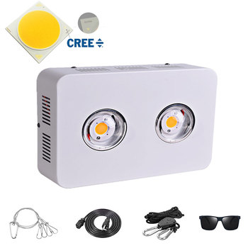 CREE CXA2530 COB LED Grow Light Full Spectrum Replace HPS/MHL 400W 600W 1000W Lamp for Hydroponics indoor greenhouse tent plant cree cxb3590 300w cob dimmable led grow light full spectrum led lamp 38000lm hps 600w growing lamp indoor plant growth lighting