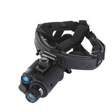 лучшая цена 1X24 High Definition Helmeted Night Vision Hunting Patrol Infrared Monocular Night Vision Telescope