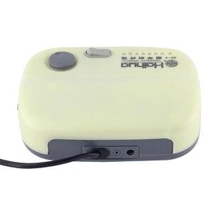 Image 4 - Haihua CD 9 серийный быстродействующий терапевтический аппарат. Электрическая Стимуляция акупунктурное терапевтическое устройство Массажная машина
