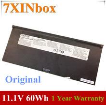 7 xinbox 11.1 v 60wh 5400 mah original BTY-M69 BTY-M6A nbpc623a bateria do portátil para msi x-magro x600 x610 15.6