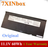 7XINbox 11.1V 60Wh 5400mAh Original BTY M69 BTY M6A NBPC623A Laptop Battery For MSI X Slim X600 X610 15.6 inch Series Tablet