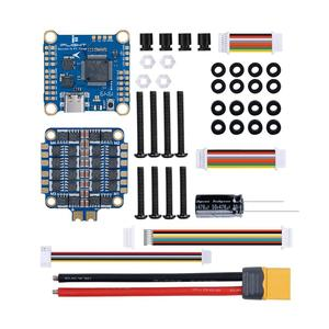 Image 4 - iFlight SucceX D F7 TwinG Stack with SucceX D F7 TwinG V2.1 FC/SucceX 50A 2 6S BLHeli_32 4 in 1 ESC for HD FPV system