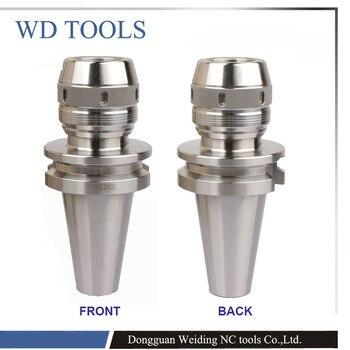 BT40-C32-135 mandril de fresado de pinza recta fuerte para fresadora CNC soporte de fresadora de carcasa de perforación para fresadora CNC