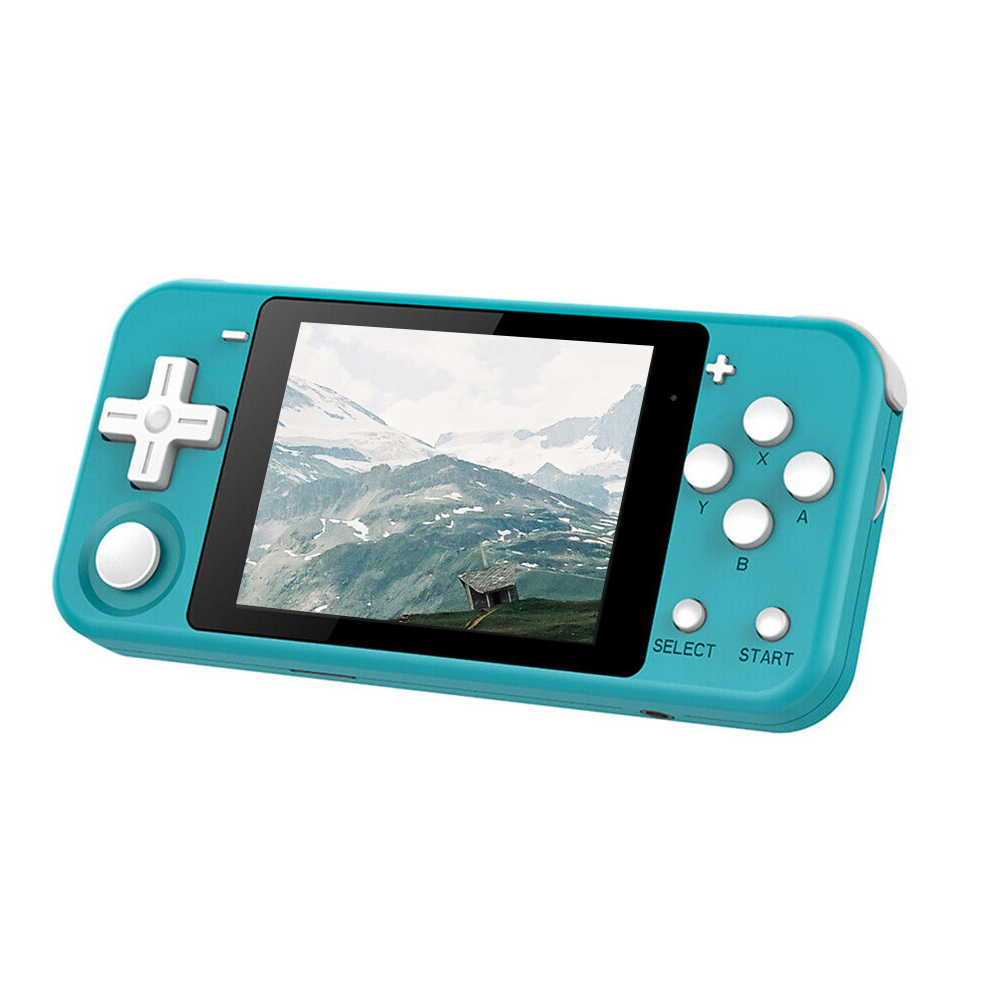 Q90 Retro Kids Gift HD Built In 2000 Games Portable Music Play Entertainment Handheld Home Travel Video Game Console For PSP