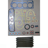 2Y 3Y Full gasket set kit cylinder head bolt nuts for Daihatsu Fourtrak/Delta Toyota Cressida/Liteace/Hilux/Hiace/DYNA 2.0L1.8L