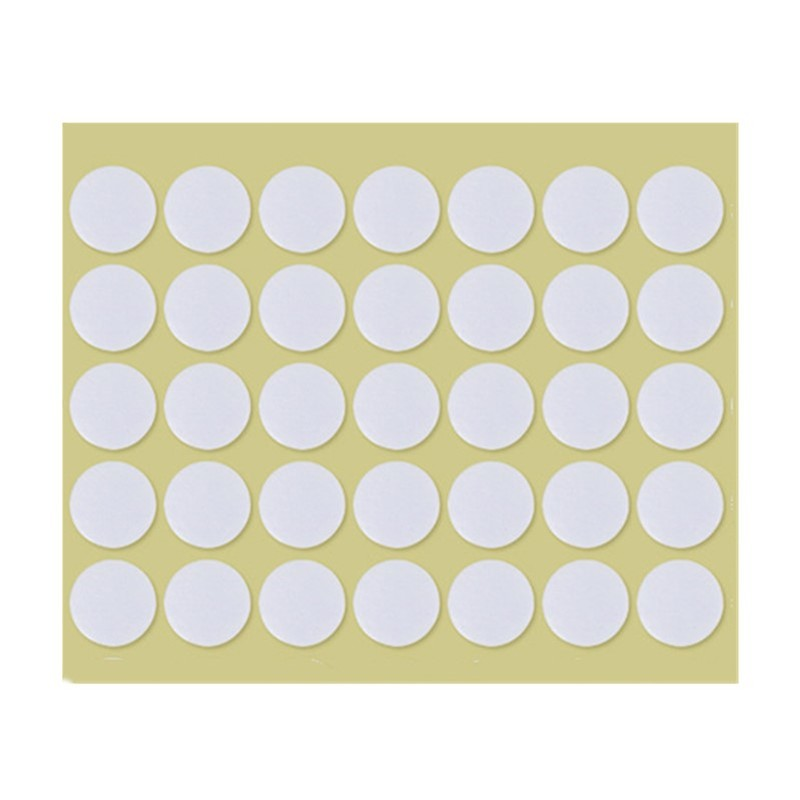 Candle Wick Stickers Dots Wick Stickers Heat Resistance Glue Adhere Candle Wick Stickers Candle Wicks Holder for Candle DIY Making 100 Pieces