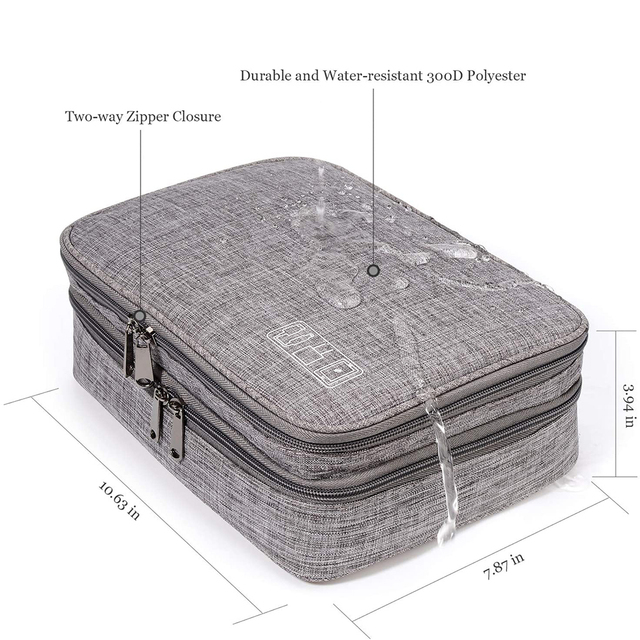 Business Travel Travel bags Electronic Accessories Carrying Storage Bag
