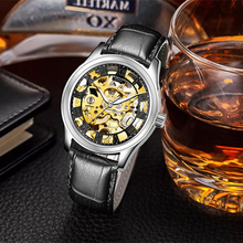 Skeleton Golden Bisnis Automatic
