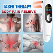 Official LASTEK 650/808nm LLLT Laser Therapy Device Pain Rel
