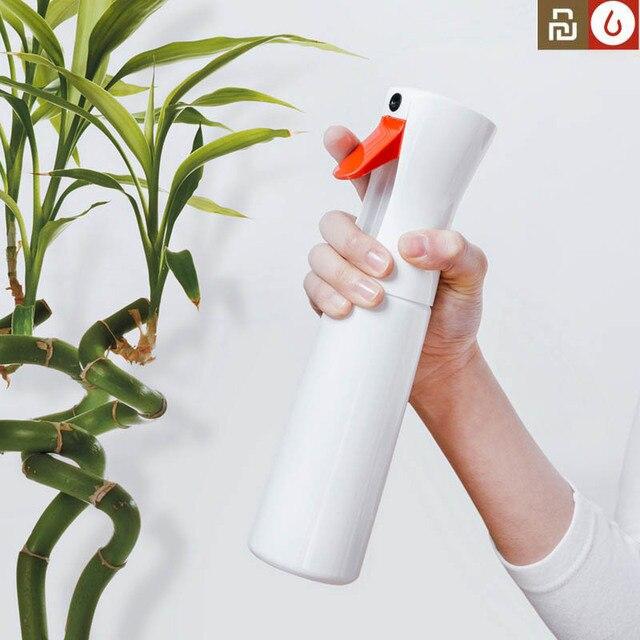 Youpin yj 手の圧力噴霧器家庭菜園散水クリーニングスプレーボトル 300 ミリリットル家族調達花とクリーニング
