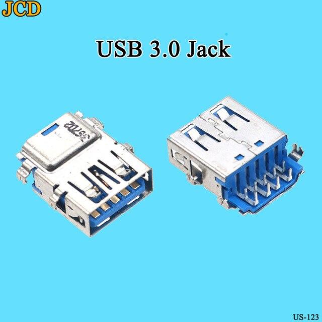 Cable Length: 1pcs Occus Yoton Laptop 3.0 USB Female Jack Connector for ASUS Lenovo HP Samsung Sony Toshiba USB Socket 1X US-189