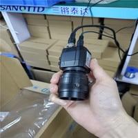 700TVL 1 / 3 CCD digital industrial microscope camera CS C / Cs + 35mm lens supports BNC color video output f SMD BGA PCB weldin