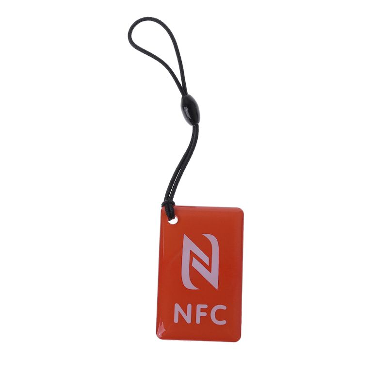 Hb13c86a561904405892e1076f8f9cb15h Waterproof NFC Tags Lable Ntag213 13.56mhz RFID Smart Card For All NFC Enabled Phone Patrol attendance access