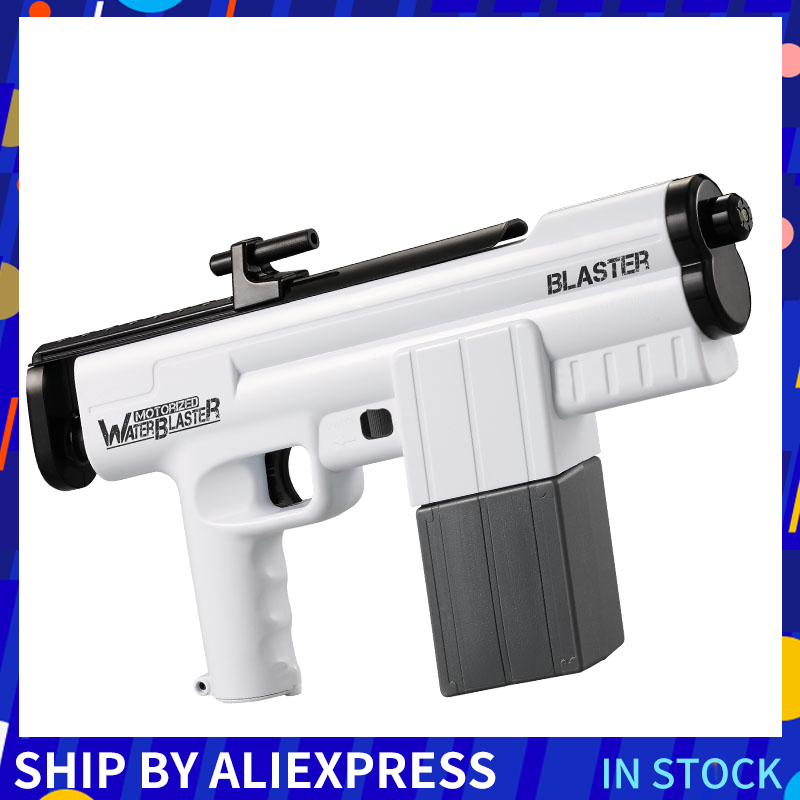 Water Guns Toys Kids Pistol Squirt Gun For Child Summer Beach Games Swimming Pool Classic Outdoor Beach Blaster Gun Portable
