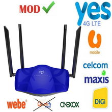Cpe-Router Wifi-Modem Sim-Card-Slot Dual-Antenna Unlocked Home-Hotspot YIZLOAO Wireless