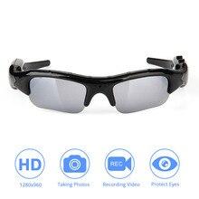 DVR וידאו משקפי שמש Tf מיני מצלמה אודיו וידאו מקליט עבור Xiaomi Mijia פעולה מצלמה Pro עבור DV Hd משקפיים רכיבה על אופניים סקי