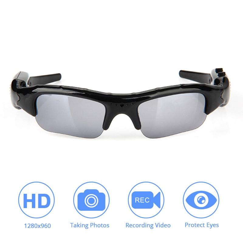 DVR Video Sunglasses Tf Mini Camera Audio Video Recorder for Xiaomi Mijia Action Camera for Go Pro DV Hd Glasses Cycling Skiing