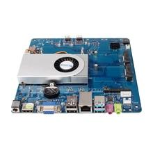 Intel Core i5 4200U Motherboard HD Graphics 4400 DDR3L mSATA SATA HDMI VGA Mini PCIe Wifi 6 * USB DC 12V 5A Mini ITX Mainboard