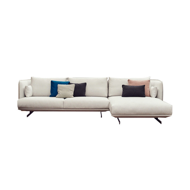 Nordic Fabric Living Room Sofa 1