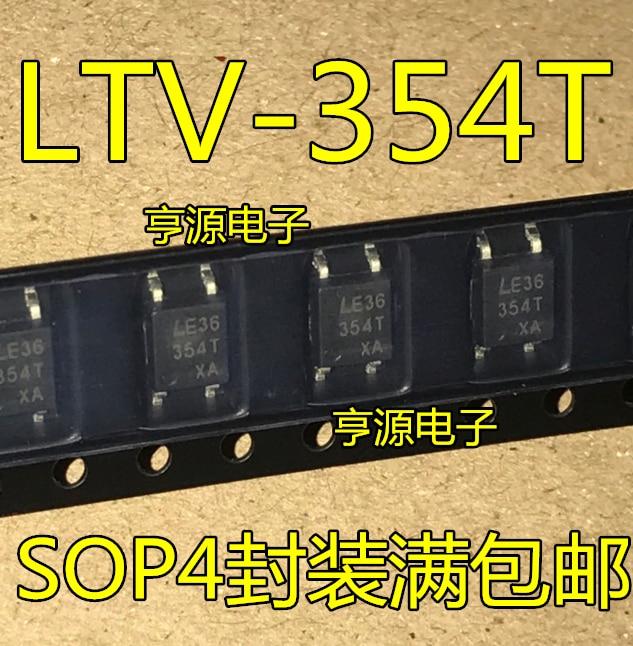 10 قطعة LTV-354 LTV-354T SOP4 354T