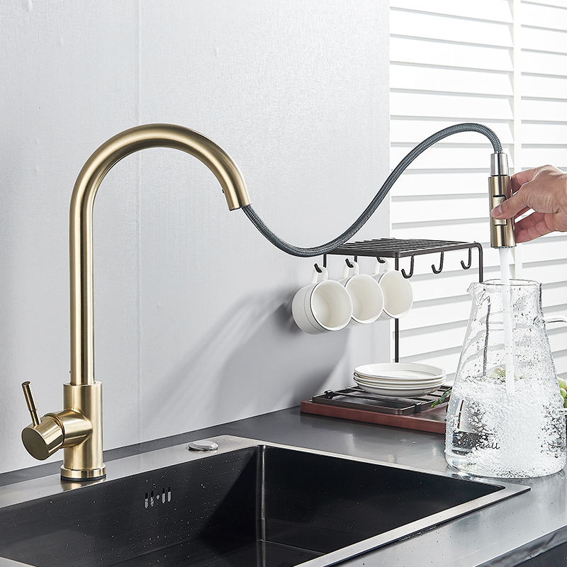 Champagne Bronze Gold Sensor Kitchen Faucets Sensitive Smart Touch Control Faucet Mixer Tap Touch Sensor Smart Champagne Bronze Gold Sensor Kitchen Faucets Sensitive Smart Touch Control Faucet Mixer Tap Touch Sensor Smart Kitchen Taps