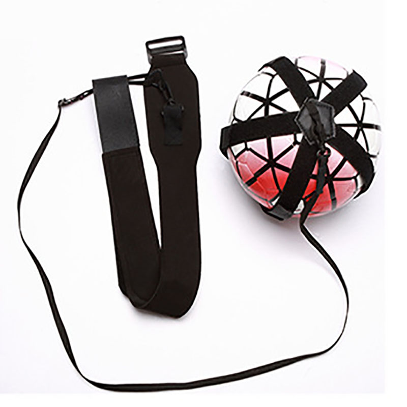 Football Trainer Soccer Kick Solo Trainer Belt Adjustable Swing Bandage Control Soccer Training Aid Equipment Waist Belts