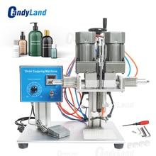 цена на CandyLand  E-juice E-liquid Desktop Trigge Cap Capper Twist Alcohol Hydrogen Peroxide Glass Dropper Spout Capping Machine