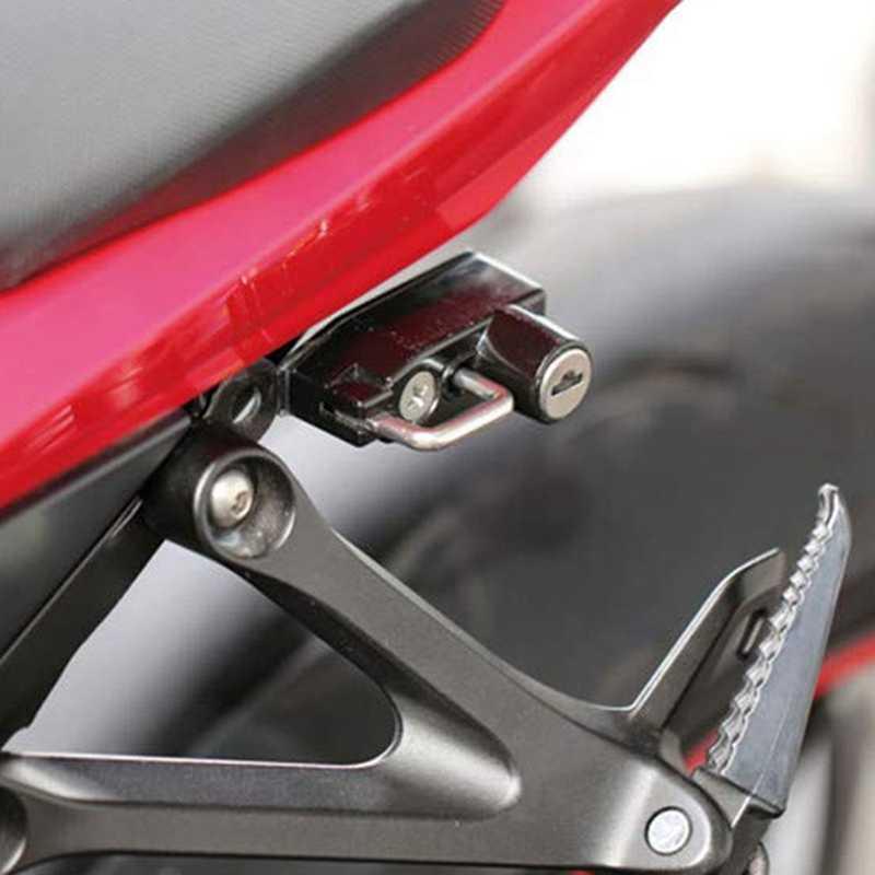 دراجة نارية خوذة قفل مكافحة سرقة لسوزوكي GSXR 1000 GSX-R1000 2017 2018 2019 دراجة نارية الملحقات