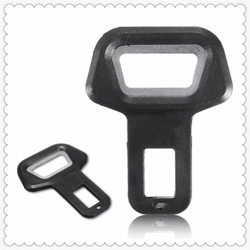 Universal Car Safety Belt Buckle Clip Seat Stopper Plug for BMW 760Li 320d 135i 335is Scooter Gran E36 F30 image