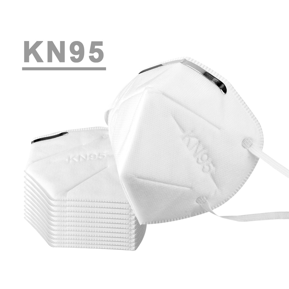 KN95 Mask Non-woven Prevent Bacterial Anti-dust Safety Masks High Quality N95 Protective Masks Breathable Face Masks