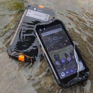 Image 5 - Ulefone درع 3 واط مقاوم للماء وعرة الهواتف المحمولة أندرويد 9.0 هيليو P70 6G + 64G NFC الإصدار العالمي 4G lte الهاتف الذكي
