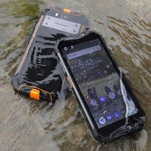 Image 5 - Ulefone Rüstung 3W Wasserdichte Robuste Handys Android 9,0 Helio P70 6G + 64G NFC Globale Version 4G LTE Smartphone