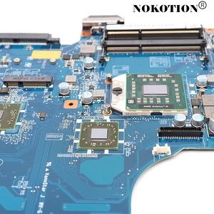 Image 5 - NOKOTION A1784741A PCG61611M DA0NE7MB6D0 DA0NE7MB6E0 laptop motherboard for SONY VAIO vpcee series HD4200 Main board free cpu