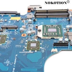 Image 5 - Nokotion A1784741A PCG61611M DA0NE7MB6D0 DA0NE7MB6E0ノートパソコンのマザーボードソニーvaio vpceeシリーズHD4200メインボード送料cpu