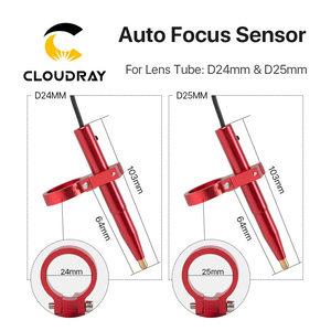 Image 2 - Cloudray Auto Focus Focusing Sensor Z Axis for Automatic Motorized Up Down Table CO2 Laser Engraving Cutting machine