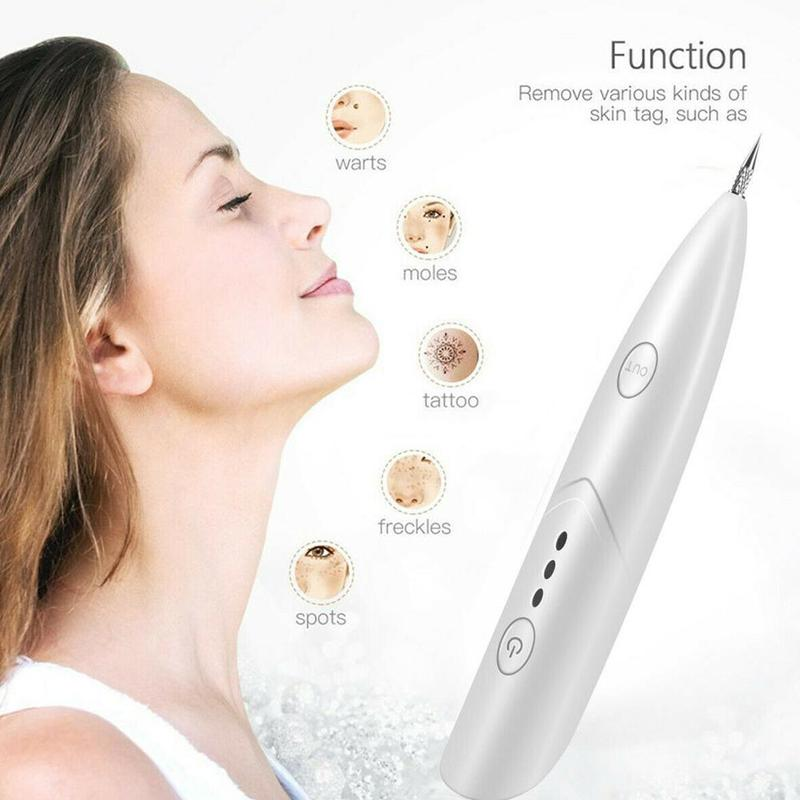 Laser Plasma Mole Removal Pens Tattoo Freckle Removal Pen Dark Spot Remover Skin Care Point Pen Beauty Tools Face Care