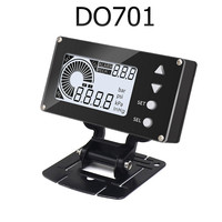 EVC Electronic Boost Turbo Charger Controller Turbo Sensor Controller Electronic Valve/car meter/boost LCD Digital Display DO701