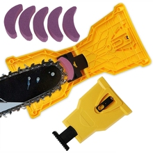 Sharpener Chainsaw-Saw Grinding Teeth Abrasive-Tools