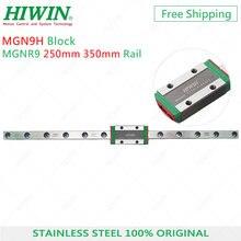 Бесплатная доставка mgn9 hiwin Линейная рейка из нержавеющей