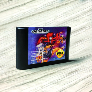 Image 1 - باطني مقاتلة USA تسمية Flashkit MD للكهرباء الذهب PCB بطاقة ل سيجا جينيسيس Megadrive من فيديو لعبة وحدة