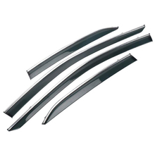 4pcs car window visor door rain sun shield side windows cover trim auto accessories for Toyota 8-generation Camry 18-19