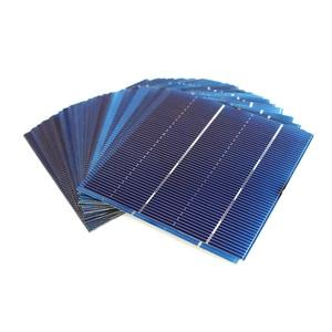 Image 5 - 50 قطعة الخلايا الشمسية 2.1A 1.05 واط 78*77 ملليمتر لتقوم بها بنفسك الشمسية شاحن بطارية لوحة طاقة شمسية لوحة طاقة شمسية لتقوم بها بنفسك الكريستالات وحدة سخان شمسي
