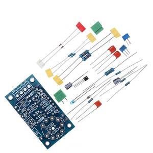 Image 2 - Leory 6E2 管プリアンプオーディオボード vu 電源レベルドライバボード音量インジケータ胆汁プリアンプ真空トーン信号 diy キット