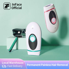 InFace Professional Depilatory Laser Hair Epilator Permanent Hair Removal IPL 900000